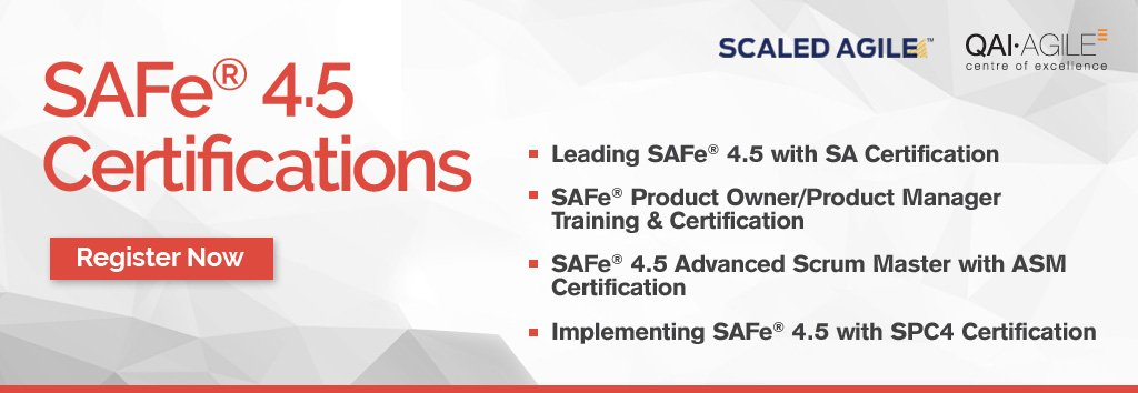 Safe Agilist Certifications Delhi Mumbai Hyderabad