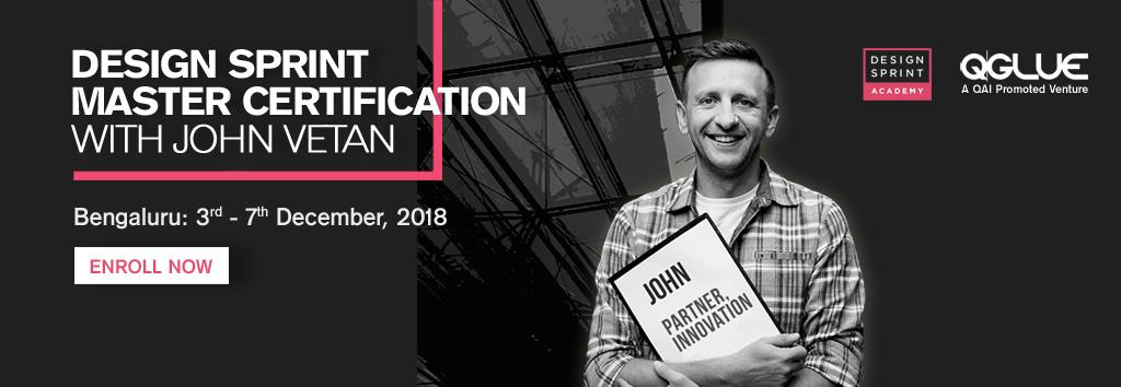 Design Sprint master certification